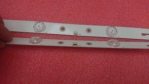 Image 4 - New 2 PCS 6LED(6V) LED Backlight strip for JS D JP3220 061EC E32F2000 AKTV3222 ST3151A05 8 V320BJ7 PE1 AKTV3216 ST3151A04 8