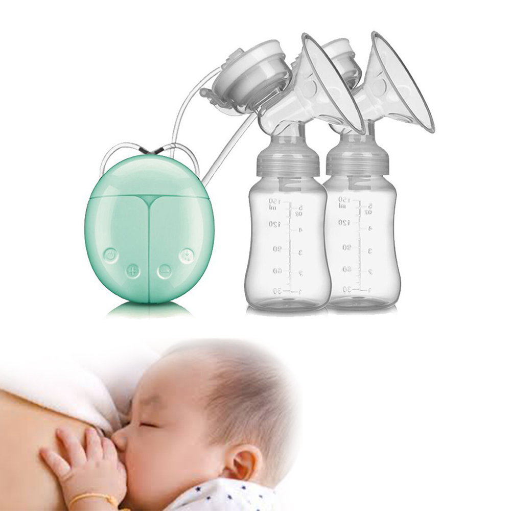 Electric Breast Pump Automatic Massage Pump Out Milk -7303