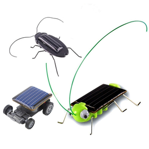 Solar grasshopper Educational