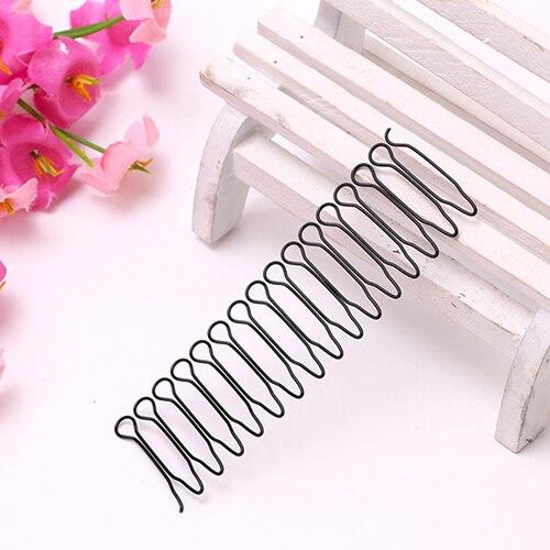 24Pcs Women Fashion Styling Hair Clip Stick Bun Maker Hair Accessories Braid Tool