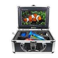 Professional Fish Finder Underwater Fishing Video Camera 7 Color LCD Hd Monitor 600tvl 30m Cable Length