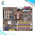 Para msi dp45-8d original usado motherboard desktop para intel p45 atx socket lga 775 ddr2 16g sata2 usb2.0