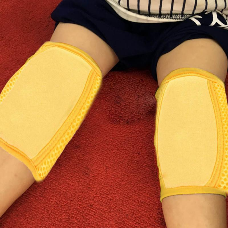 Ademend Mode Baby Veiligheid Kruipen Kniebeschermers Zuigeling - Babykleding - Foto 2