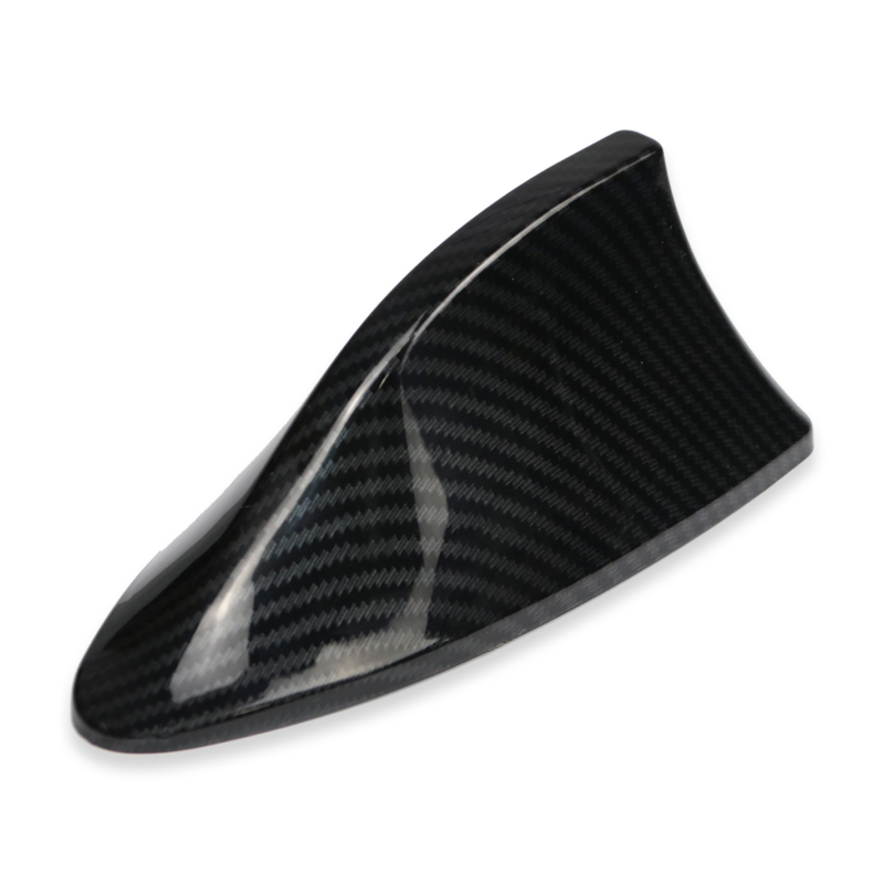 Автомобильная антенна плавник акулы сигнал антенны для Ford VW BMW Hyundai Benz Авто радио антенна имитация углеродного волокна антенны