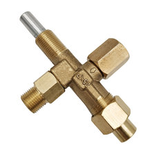 EARTH STAR Heater Valve With M12 Inlet