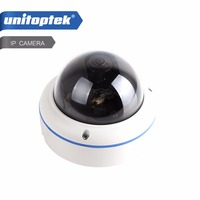HD 720P Dome IP Camera Network 120 Degree View Outdoor Waterproof 1 0MP POE IP Camera