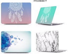 Laptop Protective Hard Shell Case Keyboard Cover Skin Set For 11 12 13 15Macbook Air A1466 A1369 Pro Retina Touch Bar A1706 FL starry night oil painting sleeve for air 11 12 13 pro 13 15 retina crystal clear hard back cover protective case touch bar a1706