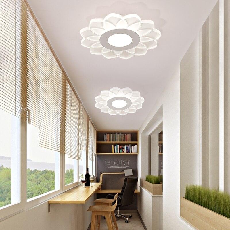 Eusolis Moderne Led Plafond Verlichting Plafon Luminarias De Teto Led Verlichting Voor Lampen For a Thuis Gangpad Gang Balkon Keuken Voorgerecht