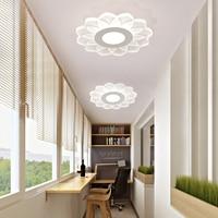 Eusolis Moderne Led Ceiling Lights Plafon Luminarias De Teto Led Lights For Lampen Voor Thuis Gangpad Gang Balkon Keuken Entree