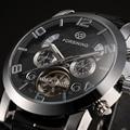 JARAGAR Fashion Brand Casual Man Male Clock Military Business Skeleton Automatic Mechanical Sport Luxury Wrist Dress Watch 190