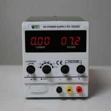Mobile Phone Repair DC Adjustable Power Supply Voltage Regulator Regulated Power Supply 0-15V 2A 220V