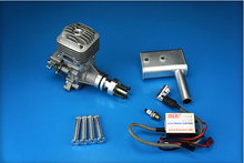 New DLE Gasoline Engine DLE30 30cc For RC Model Airplane