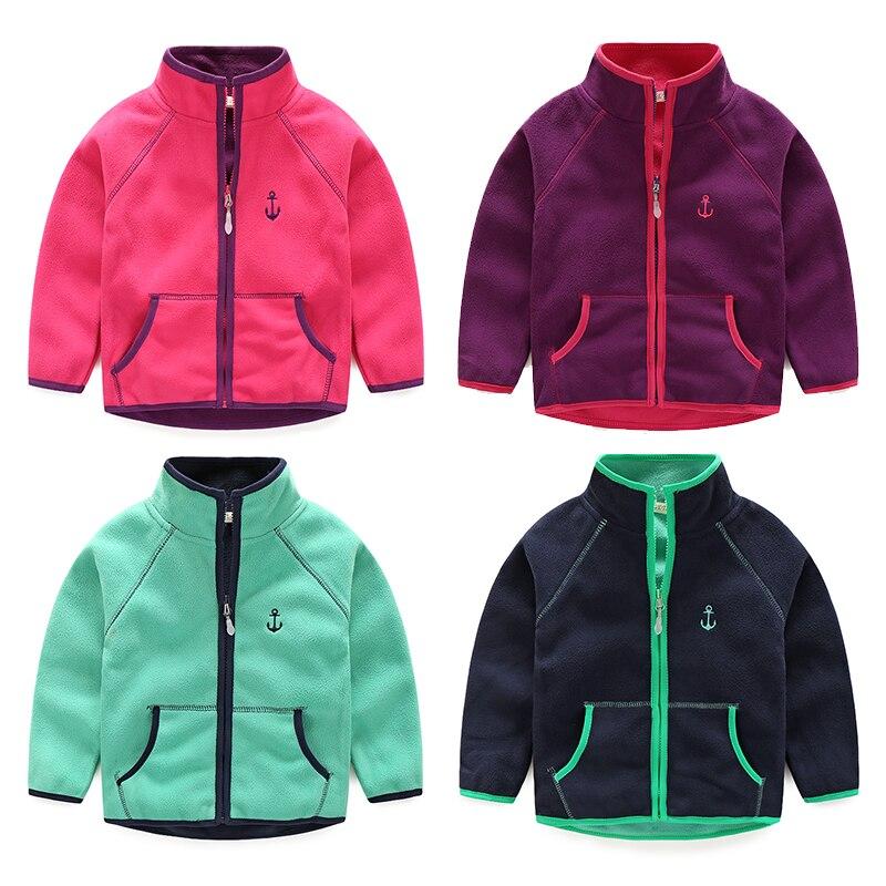 2541bb6b4df6 Φ ΦAutumn Winter Velvet Stand Collar Boys Jacket Kids Outerwear Baby ...