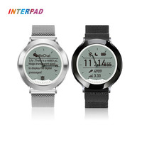 2018 Newest Interpad Smart Watch Waterproof Holographic Screen Smart Wearable Fitness Tracker Smartwatch For Android IOS