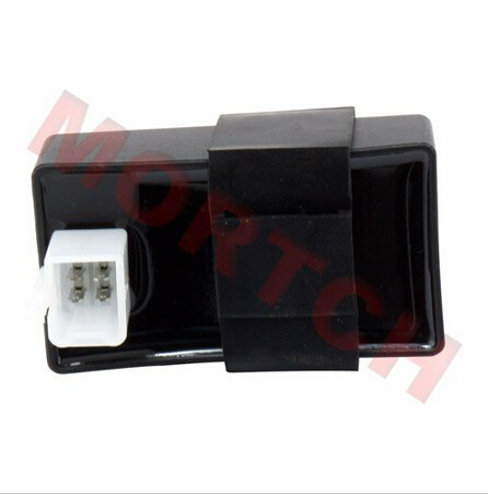 (High Quality NEW) CDI BaoTian 50cc 125cc 150cc Unrestricted 6 Pin for Chinese Scooter ATV Go Karts Moped ( (Free Shipping)