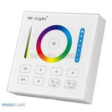 Mi.Light B0 스마트 패널 원격 RGB + CCT RGB RGBW 컨트롤러, FUT043 FUT044 FUT045 mi 라이트 컨트롤러 용 Ti Mi ng 기능 포함