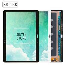 """Srjtek 10,5 """"für Samsung Galaxy Tab S T800 T805 SM-T800 SM-T805 LCD Display mit Touchscreen Digitizer Sensor Vollversammlung"""