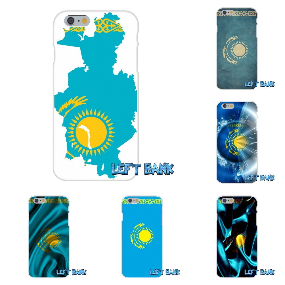 <font><b>Kazakhstan</b></font> Flag Soft Silicone TPU Transparent Cover <font><b>Case</b></font> For Samsung Galaxy Note 3 4 5 S4 S5 MINI S6 S7 edge image