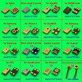 Cltgxdd 16 modelle Lautsprecher Mikrofone Innere MIC Reparatur Teile Für iPhone 6 für Samsung 9300 Für Sony für NOKIA 7610 für PC Telefon|Steckverbinder|   -