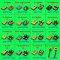 Cltgxdd 16 modelli Microfoni Altoparlanti MICROFONO Interno Parti di Riparazione Per il iphone 6 per Samsung 9300 Per Sony per NOKIA 7610 per PC Del Telefono