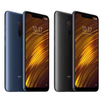 Global Version Xiaomi POCOPHONE F1 POCO F1 6GB 64GB Snapdragon 845 6.18″ Full Screen AI Dual Camera 4000mAh Smartphone