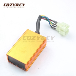 Image 4 - 6PIN Racing DC CDI for GY6 125 150 CF250 Automatic Advancing Scooter Motorcycle ATV Replacement Part