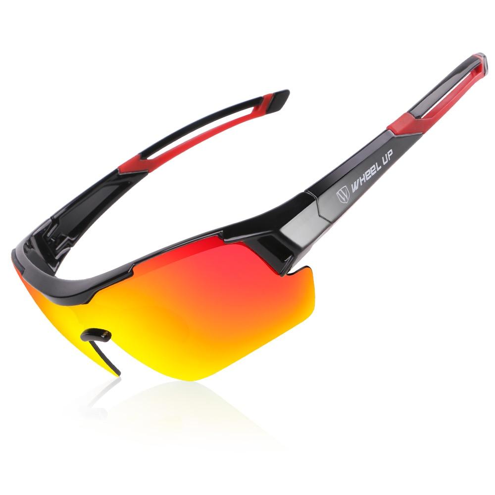 Gafas de sol de ciclismo para correr para hombres oculos ciclismo gafas deportivas polarizadas MTB gafas accesorios de bicicleta gafas ciclismo