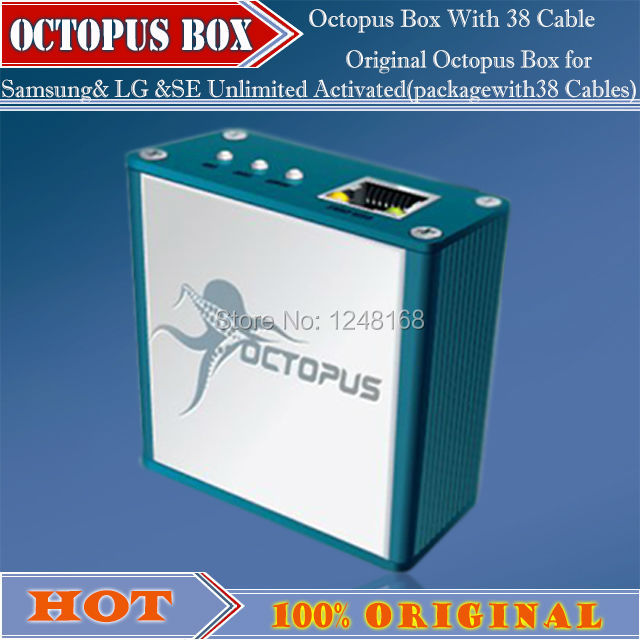 Octopus box-SAM +LG+SE-38CABLE
