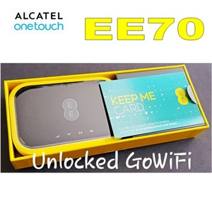 New Unlocked EE Mini 2 4G LTE Alcatel EE70VB Mobile WiFi Router Hotspot