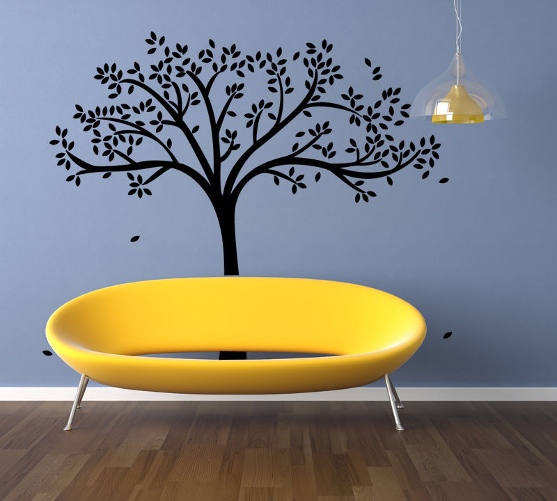 Giant Family Tree Wall Sticker Vinyl Art Home Decals Room Decor ...