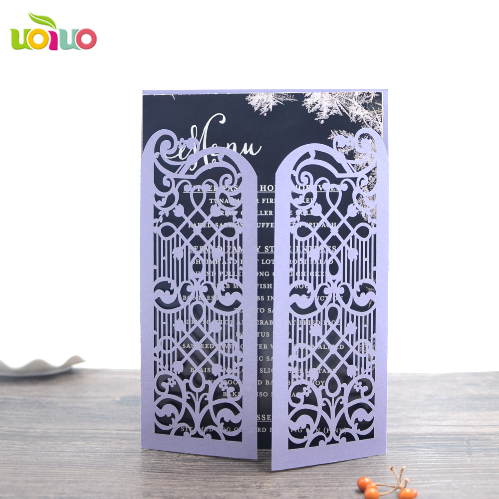 50pcs popular sell various wedding invitation card laser cut 50pcs popular sell various wedding invitation card laser cut handmade birthday invitation card business card event party favor in cards invitations from reheart Image collections