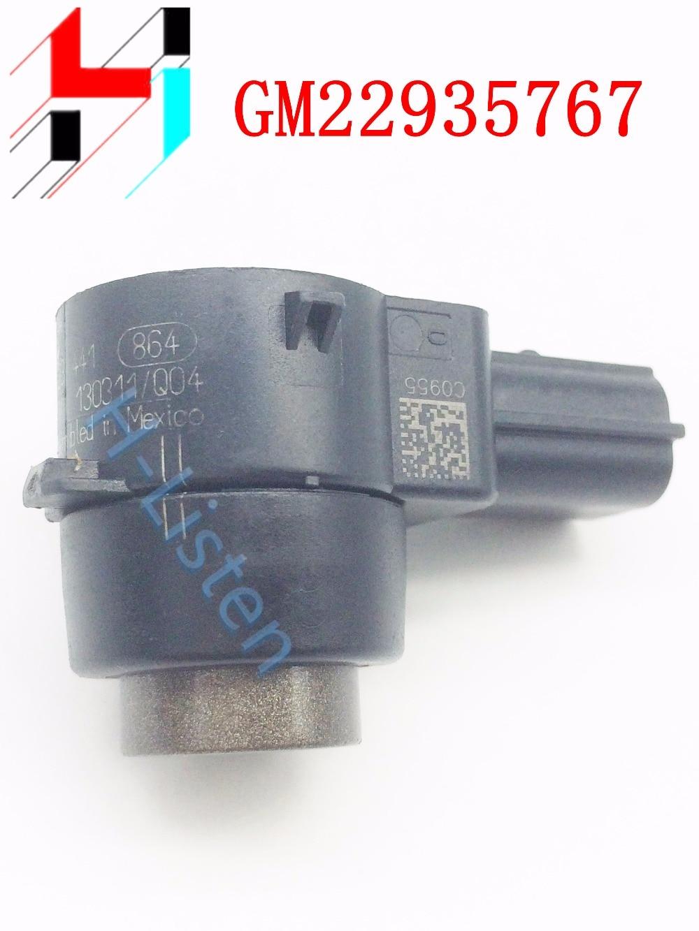 (4 шт.) 22935767 оригинальный датчик парковки PDC, ультразвуковой датчик обратного хода OE #0263023441