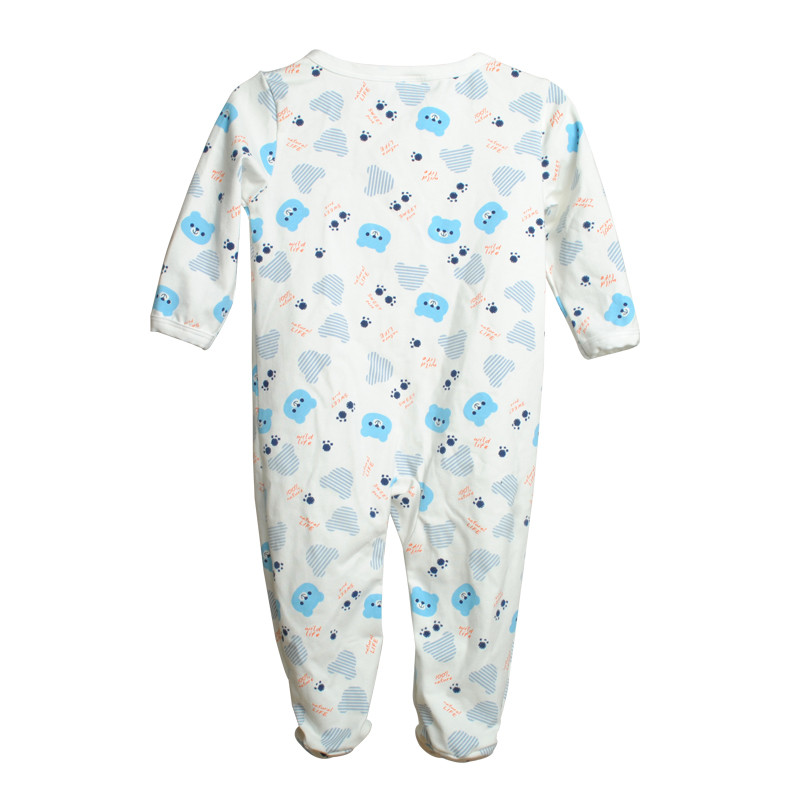 Brand Newborn Baby Clothes Cute Cartoon Baby Costume Girl Boy Jumpsuit Clothing Spring Autumn Cotton Romper Body Baby Clothes 16