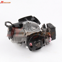 43CC 47CC 49CC 2 STROKE ENGINE MOTOR For POCKET MINI BIKE SCOOTER ATV