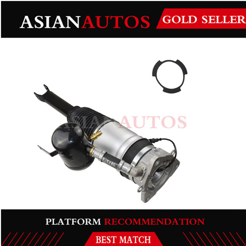 Airsusfat Rear Left Air Suspension Shock Air Spring for Audi <font><b>A8</b></font> <font><b>D3</b></font> 4E 2002-2011 4E0616001G 4E0616001N 4E0616001E image