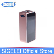 Sigelei T150 MOD e electronic cigarette Newest 2.0″ touch screen Design  of 150W temperature control