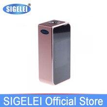 """T150 Sigelei MOD e cigarro eletrônico Mais Novo 2.0 """"tela de toque de Design de 150 W controle de temperatura"""
