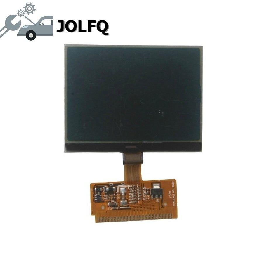 LCD Display Screen Cluster Speedometer For Audi TT 8N Series WS