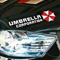 Etie 2 X Umbrella coration светоотражающие автомобильные наклейки и наклейки забавные аксессуары для Toyota ford, chevrolet, Volkswagen Golf Honda - фото