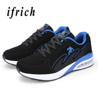 Spring Autumn Men Sneakers Black Red Mens Sports Shoes Running Air Anti Slip Walking Male Shoes Lace Up Trainers Shoes