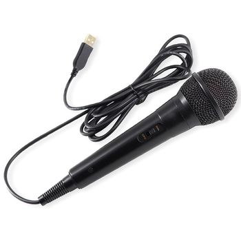 JYS For NAND Switch NS PS4 wii ПК Xbox 360 Xbox one Универсальный USB 3 м  проводной микрофон Микрофон