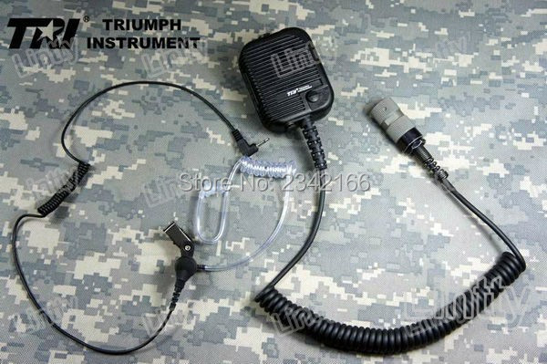 TRI Communications Speaker with microphone For TRI PRC 152 font b Talkie b font font b