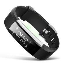 Alfartec ID115Plus смарт-браслет напоминание Bluetooth Шагомер сна активности фитнес-трекер Водонепроницаемый для IOS Android