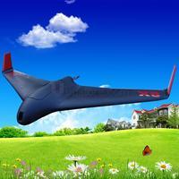 BIG FPV wing SkyWalker 2120mm X8 EPO UAV Flying Wing FPV RC Plane KIT (Black) Remote Control Toy
