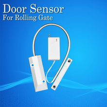 2015 Free Shipping for PSTN  GSM Alarm System Wireless Gate Open Sensor  433MHz for  Alarm System  JZMC-01