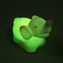 7 Color Changing Elephant LED Night Light