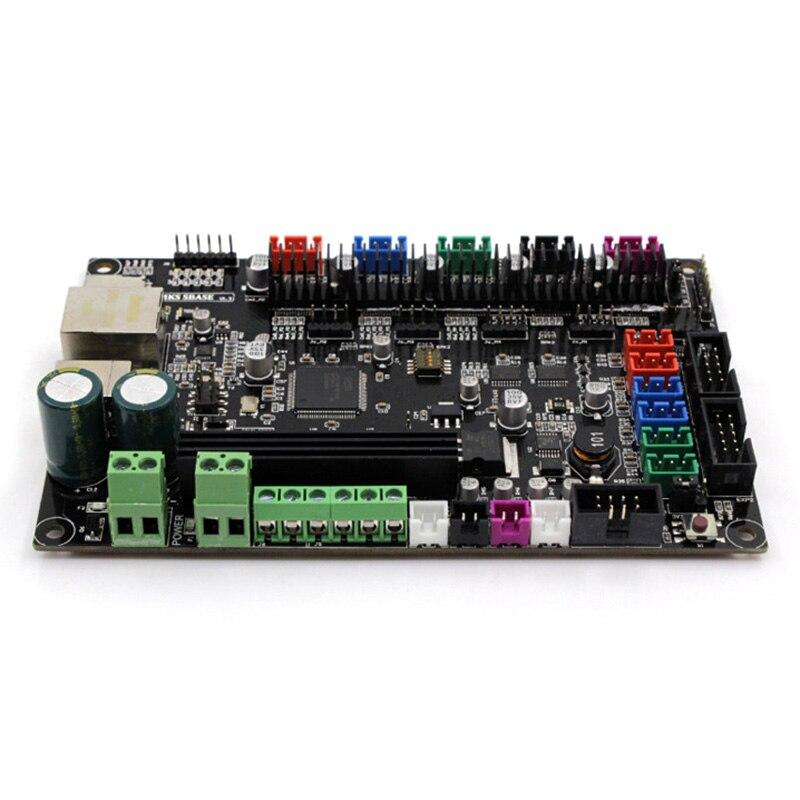 Nouvelle carte mère d'imprimante 3D chaude MKS SBASE V1.3 Firmware carte mère 32 bits 8
