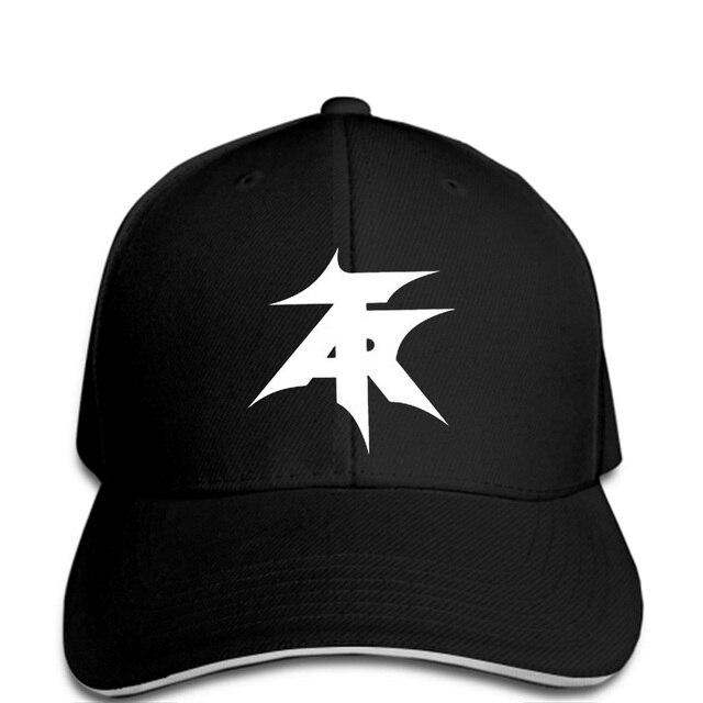 best service 10ae3 70fe9 New ATR Atari Teenage Riot Hard Rock Band Black Hat snapback Homme Baseball  cap