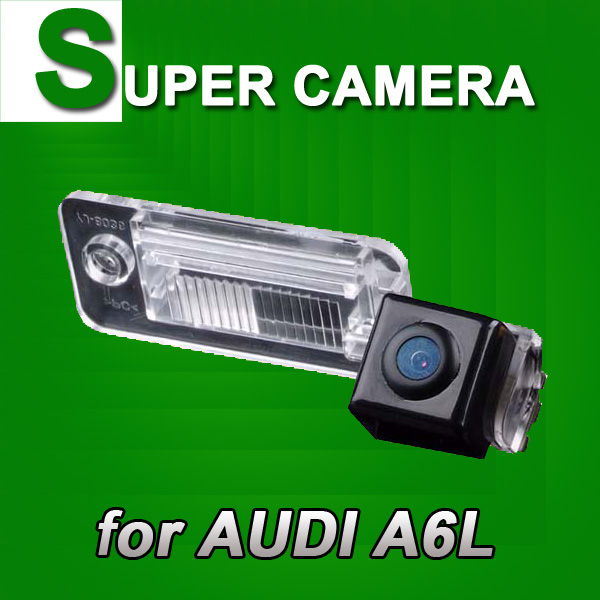 Pour sony ccd audi a3 s3 a4 s4 b6 8e a8 s8 s6 rs4 cabrio A3 Cabrio A6 Q7 RS4 RS6 Plus Avant vue arrière de Voiture back up parking Caméra
