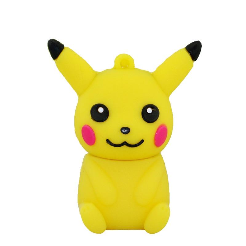 groothandel mini pen drive Pokemon Pikachu gift pen drive 8 gb 16 gb - Externe opslag - Foto 4